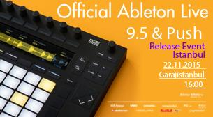 Official Ableton Live 9.5