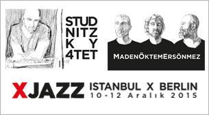 XJAZZ: Studnitzky Quartet / MÖE
