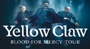 Yellow Claw Blood for Mercy Tour