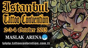 İstanbul Tattoo Convention 2015 - Kombine