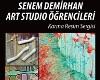 Senem Demirhan Art Studio Öğrencileri Karma Resim Sergisi